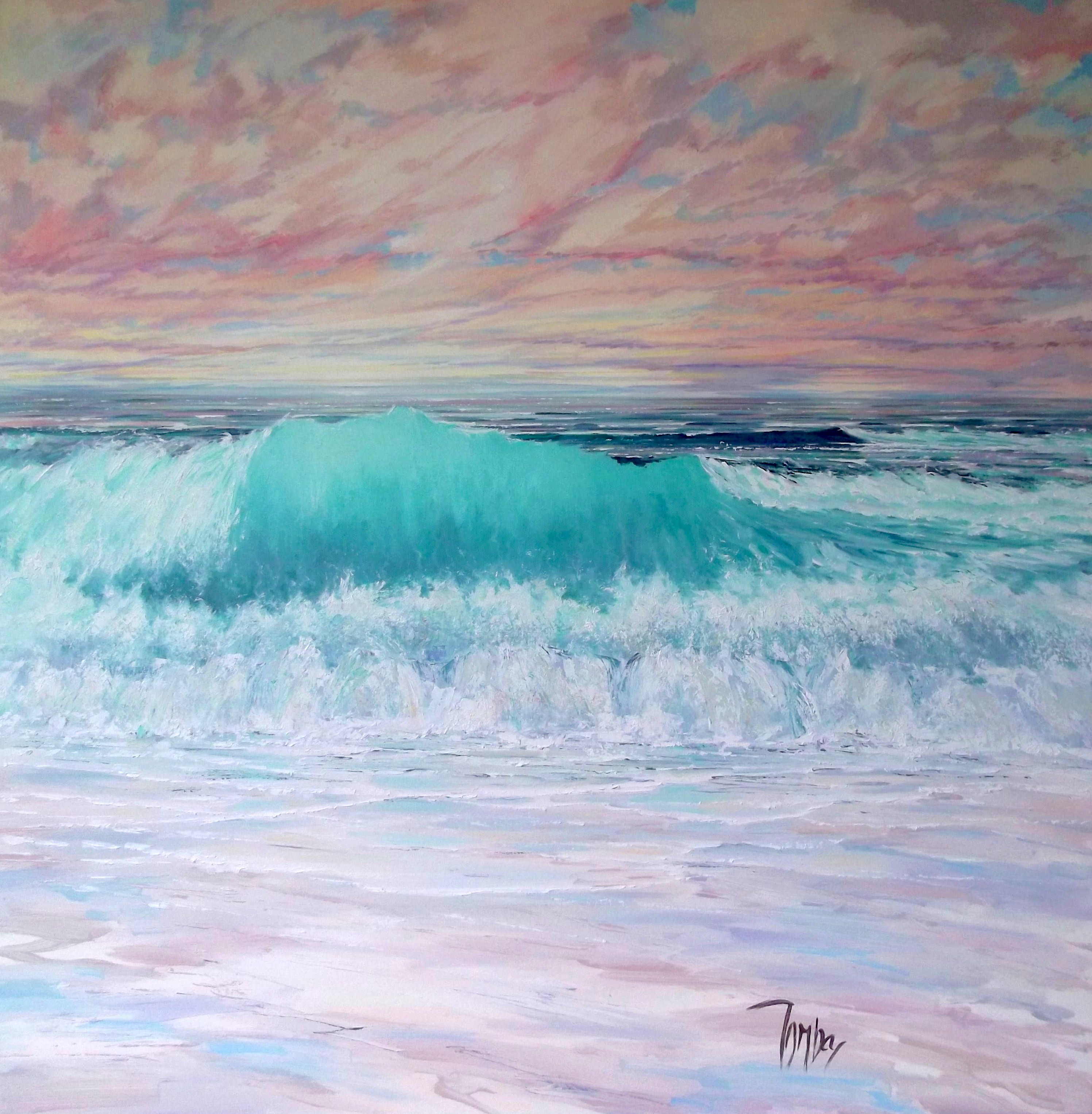 tom-barron-sunset-breakers-signet-contemporary-art