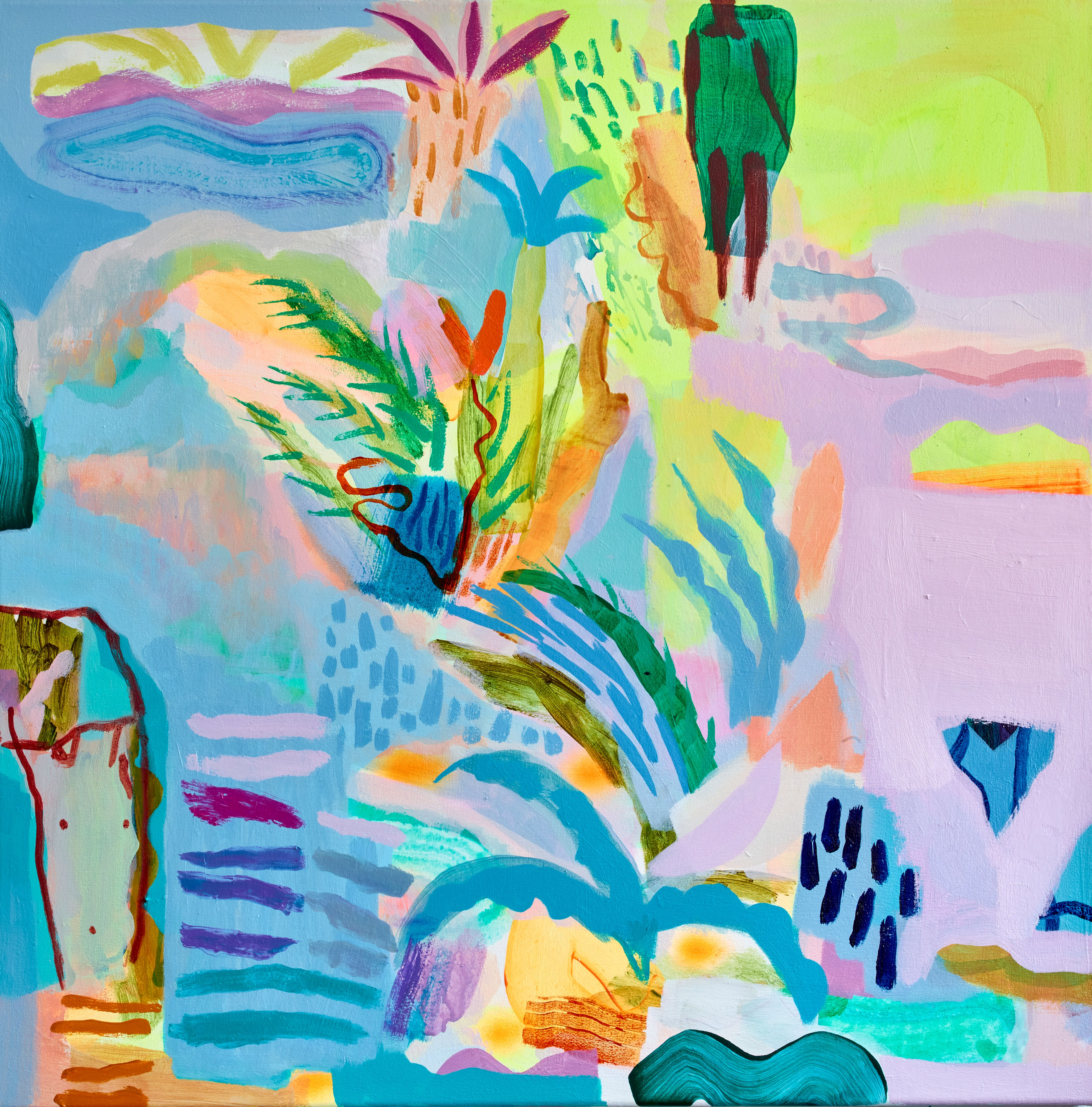 'To the Sea', Becky Blair, FOUR-WALLS