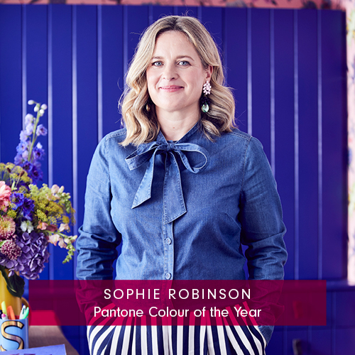 Sophie Robinson, Pantone Colour of the Year