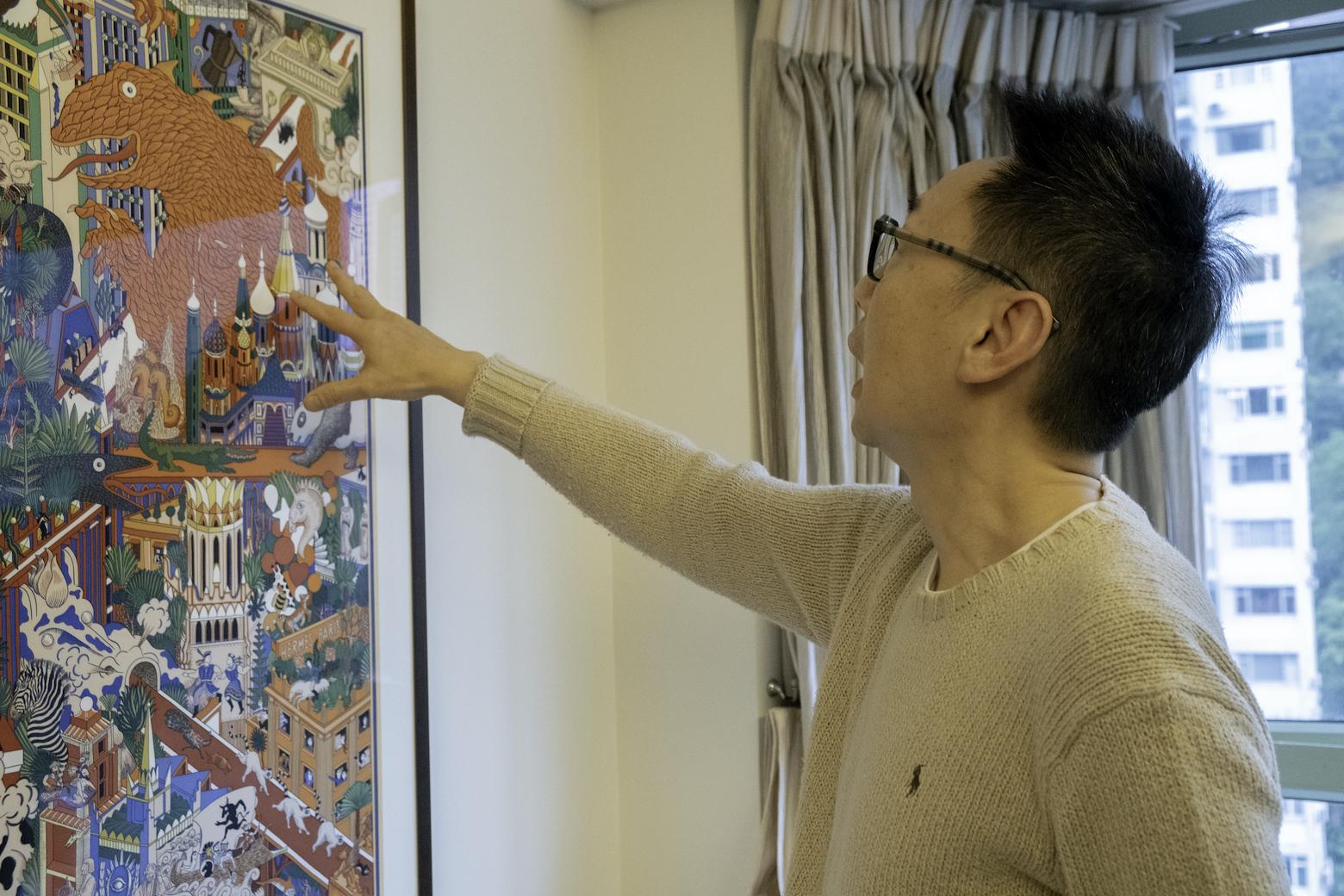 Albert Chan #MyPersonalSanctuary