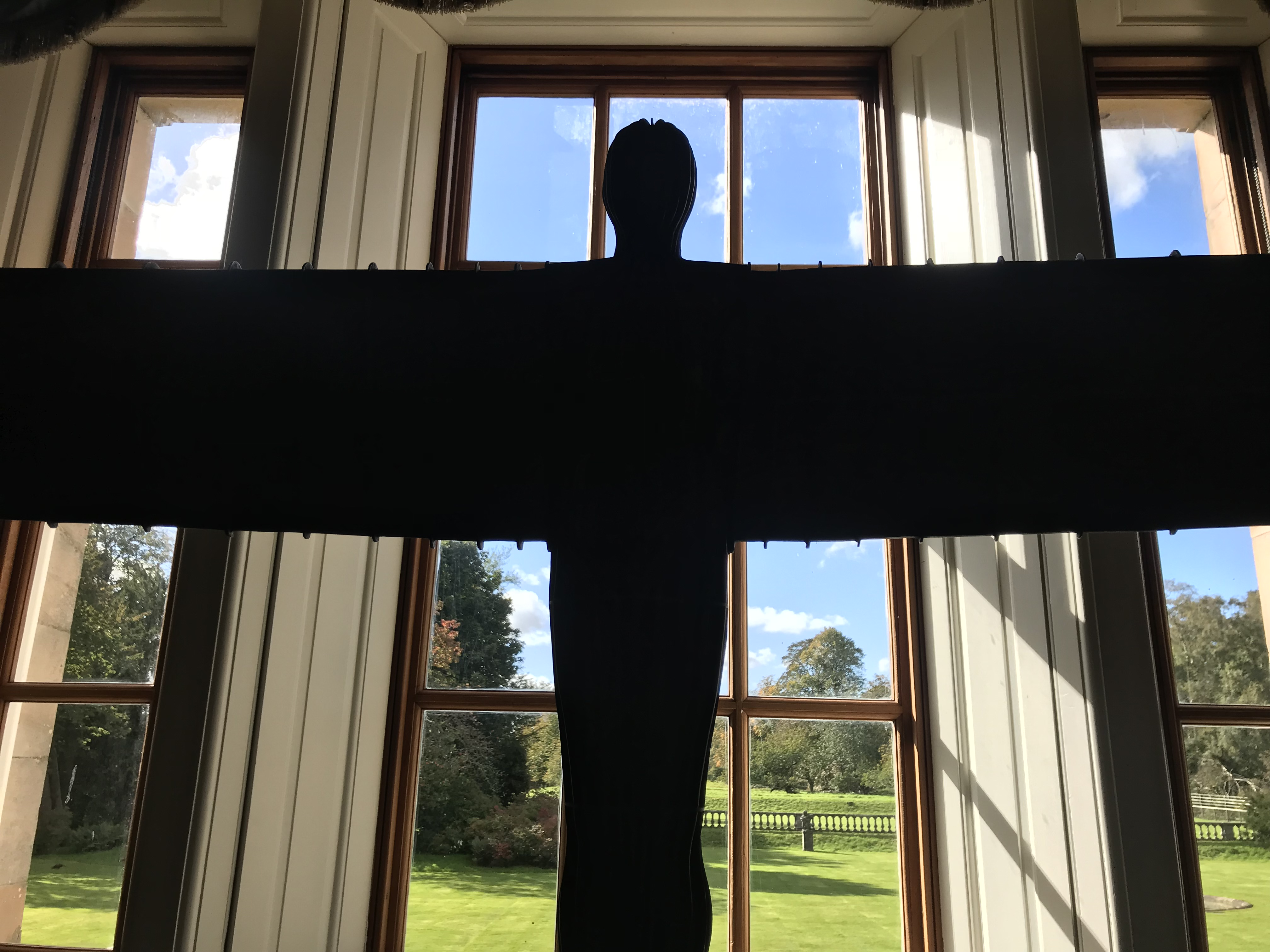 Antony Gormley - Angel of the North Maquette
