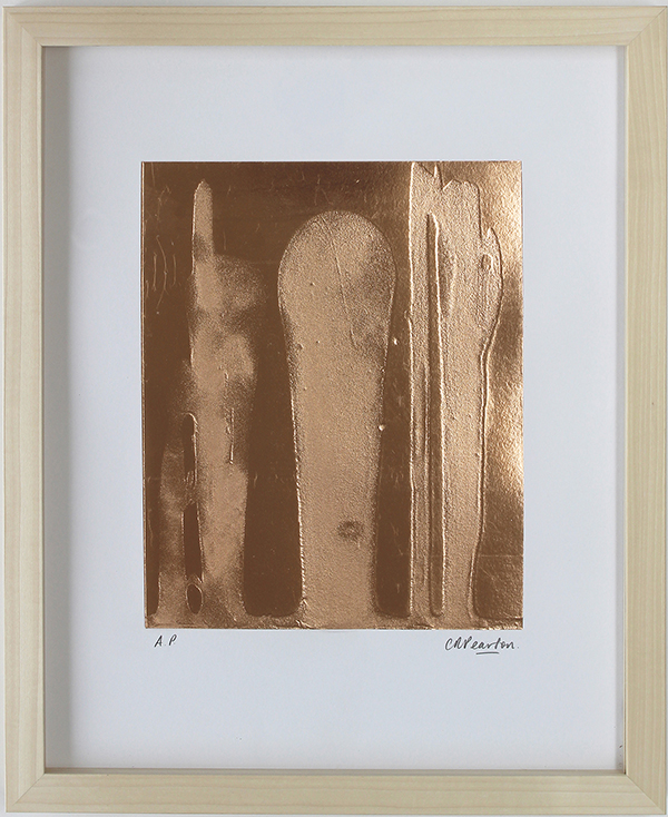 Christopher Pearson, Metallic Gestures I