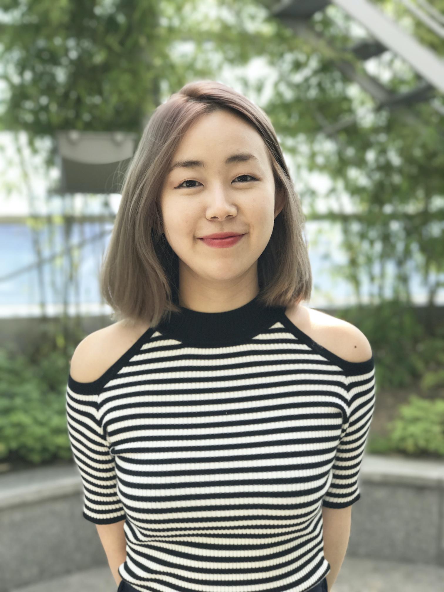 Emerging Artist, Dana Hong