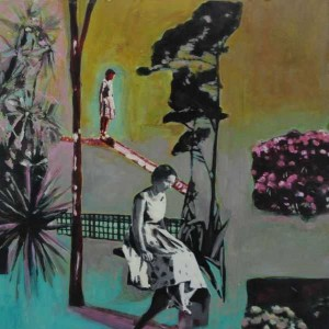 Annette Pugh Dreaming of Exotic Places