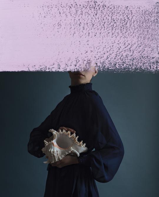 Galeria Miquel Alzueta Palau de Casavells_V-P_A_2019_Mixed media_103x91cm_6500€