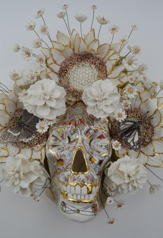 Helen Nottage, Heloptropic, 2020, £2,250, ceramic, original, Iona House Gallery
