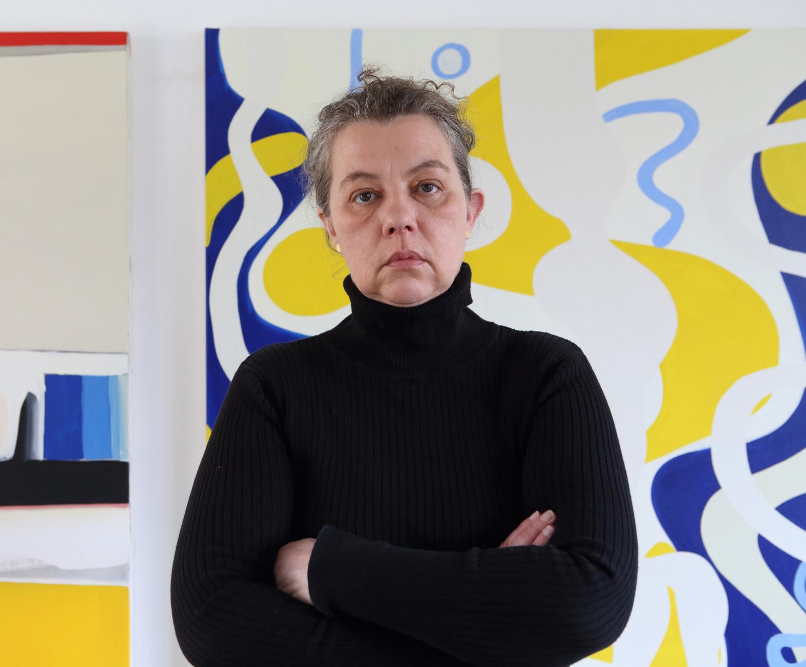 Henrietta Dubrey, artist