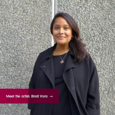 Meet artist Bindi Vora