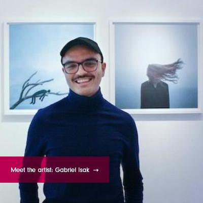Meet artist Gabriel Isak