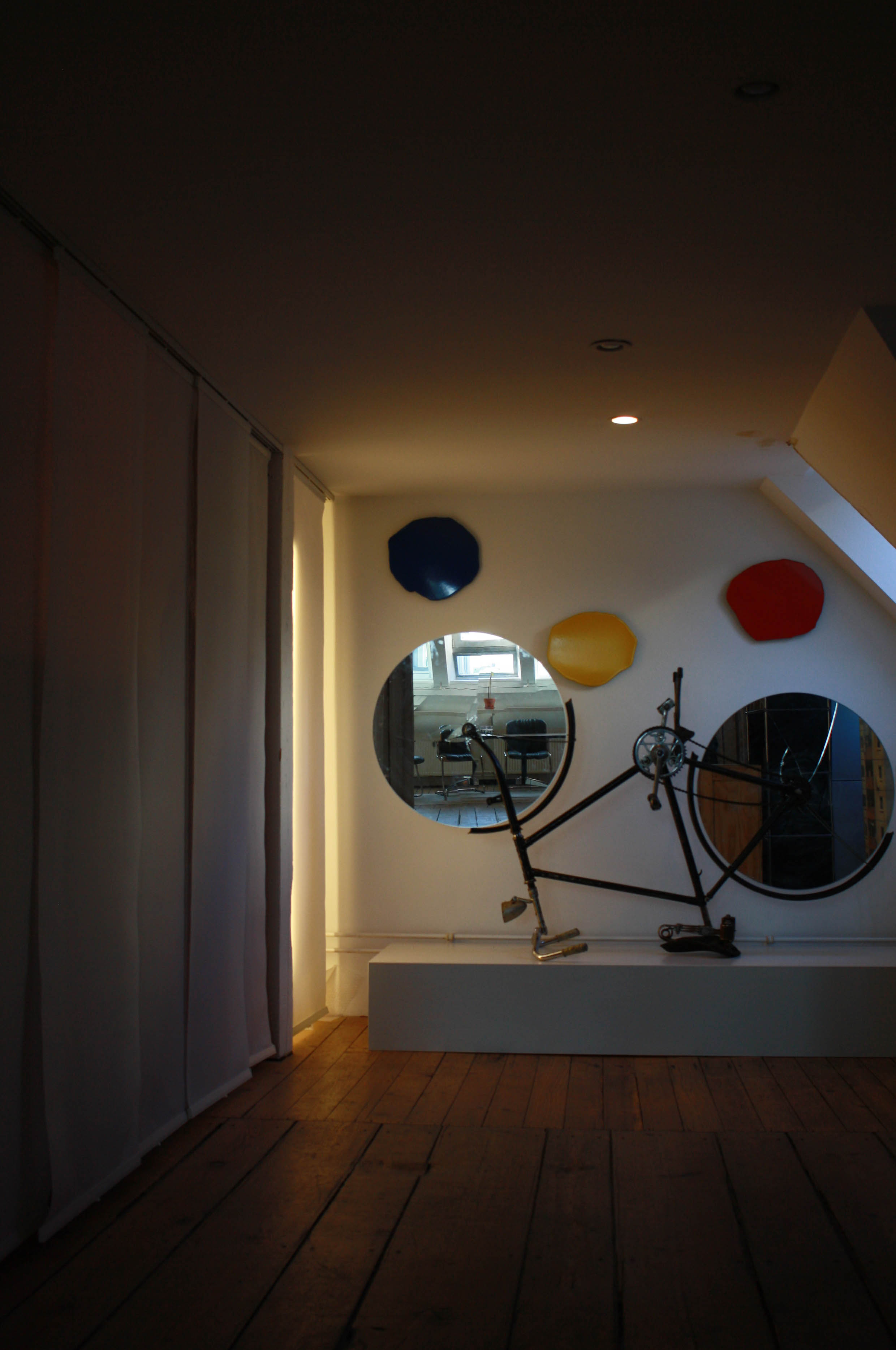 Interior of Collection - Bicycle