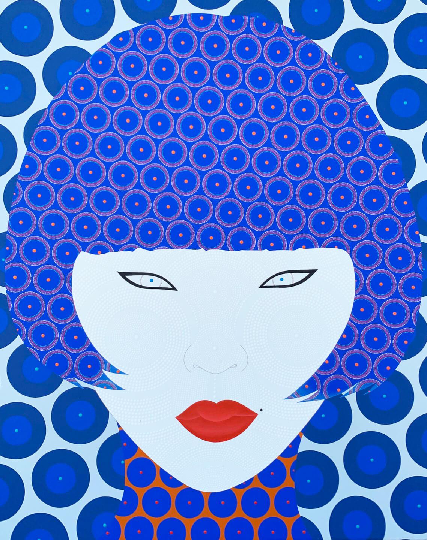 La Lanta Fine Art_Jamnan-Phaibun_Danuja_2020_Acrylic on canvas_80 x 100 cm_£1,450