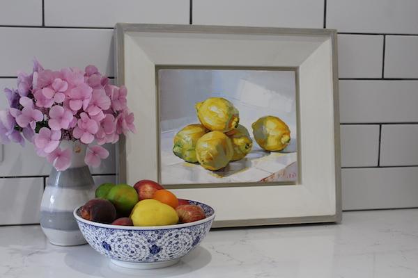 Lemons by Jonathan Pocock