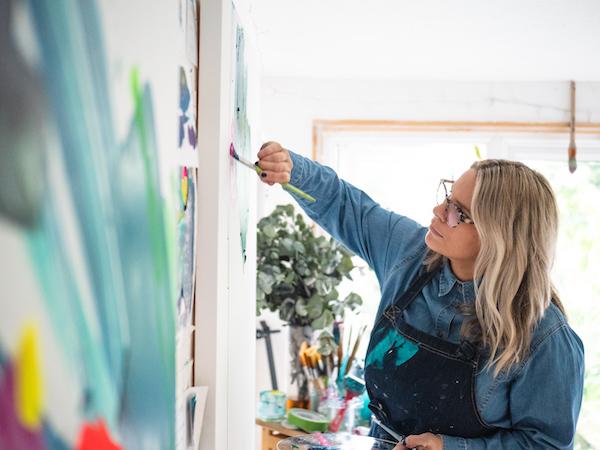 Kia Painting
