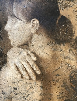 MICHAEL LUKASIEWICZ, Reaching, 2016