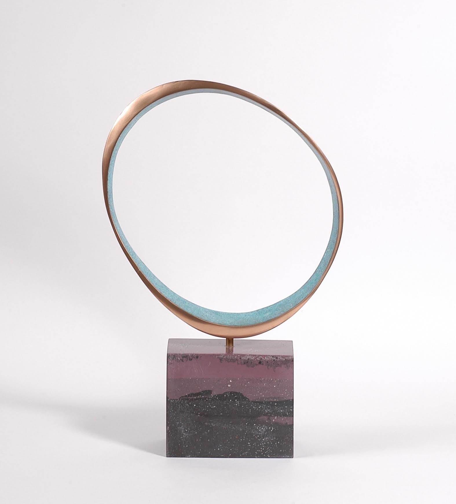 Philip Hearsey, Always, 2019, £1,500, HK$15,266, bronze, limited edition of 9, Wychwood Art