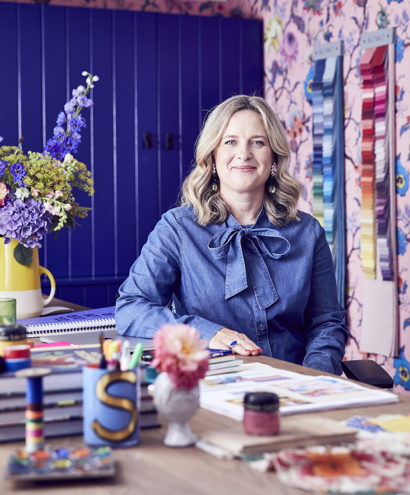 Sophie Robinson, of Sophie Robinson interiors