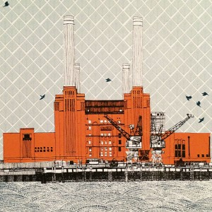 Rostra Gallery Clare Halifax Battersea Power Station