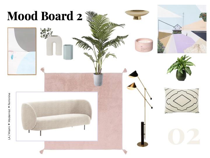 Topology Interiors mood board