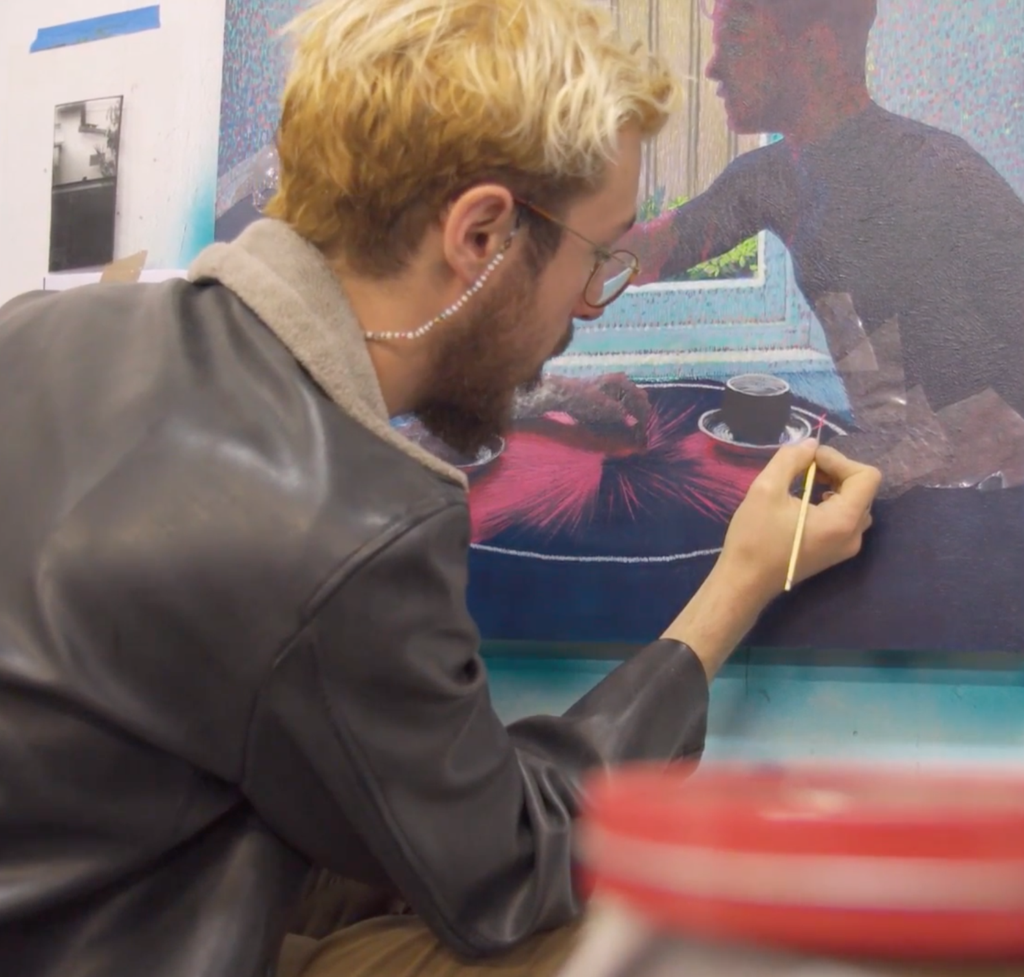 Tom Ferson, artist
