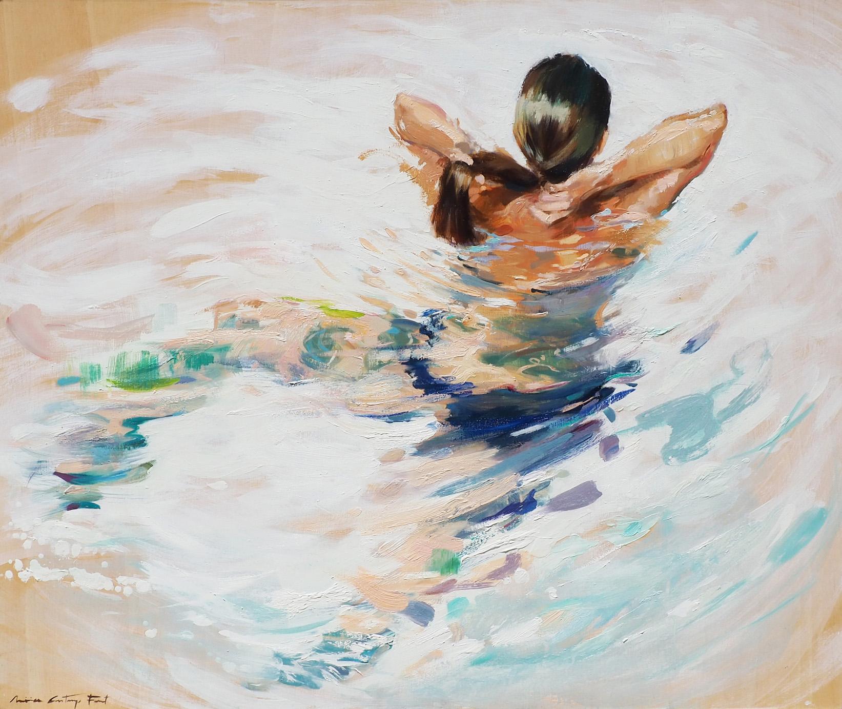 Monica Castanys, En Silenci, Anquins Gallery