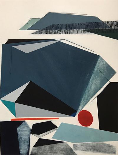 Between Rocks II by Chowwai Cheung, £1,500