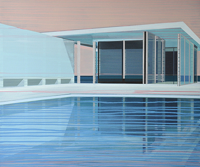 The Glass Pavillion by Cecile Van Hanja, £3,100