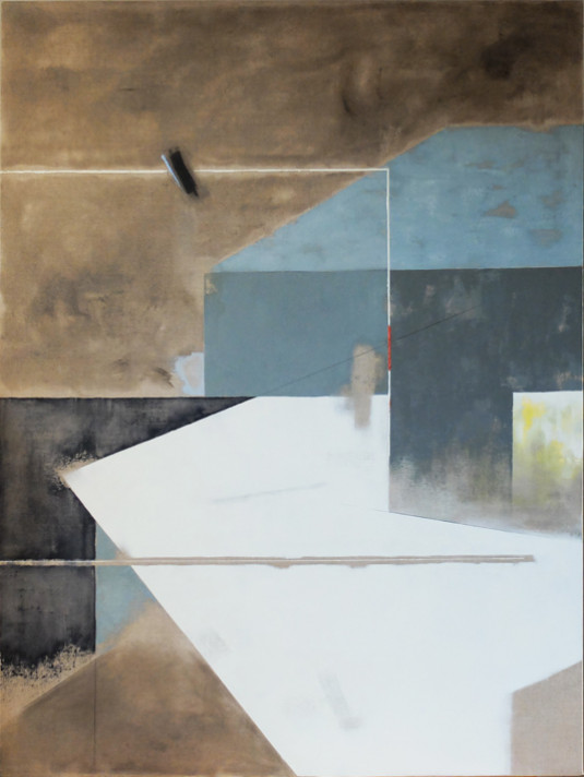 Gwenyth Fugard, untitled canvas