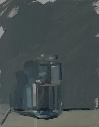 Philip Richardson, Jam Jar of Water