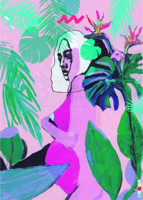 Marcelina Amelia, Mother Goddess, Liberty Gallery