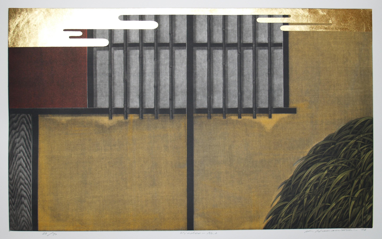 Window No. 2 by KATSUNORI HAMANISHI