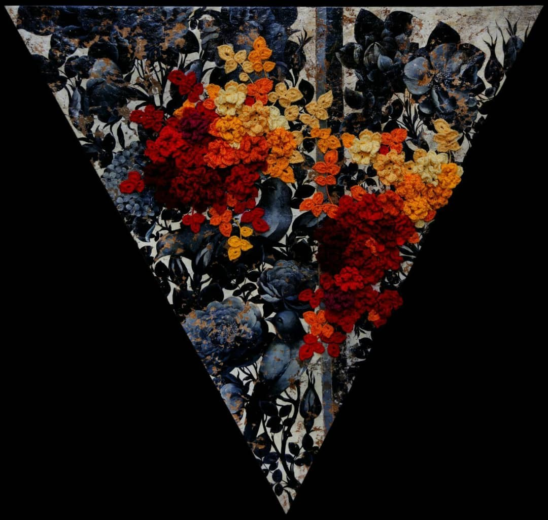 SORMEH ARAB, Triangle, 2016