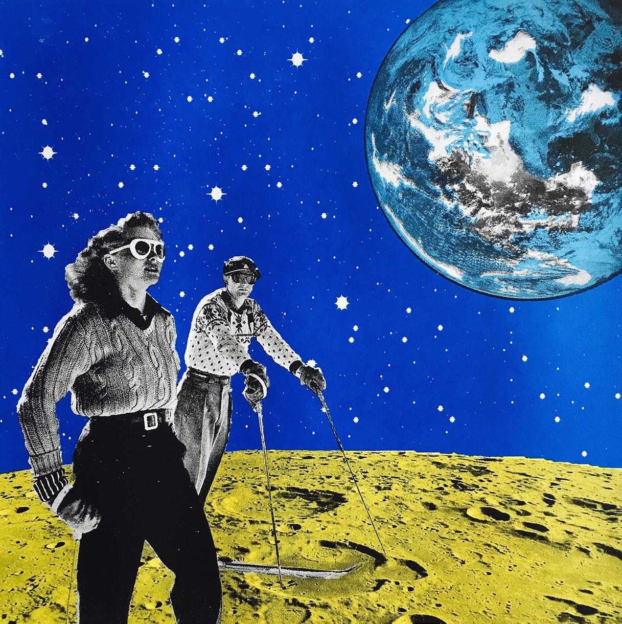 Space Hiking by Anne Storno, Contemporarti
