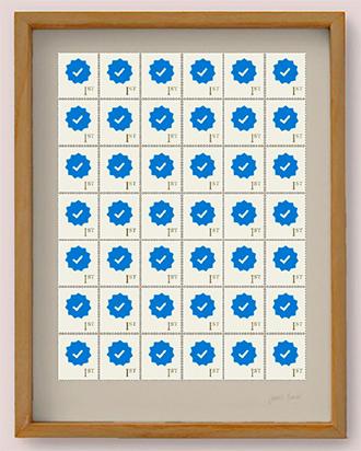James Burke, Verified Stamps